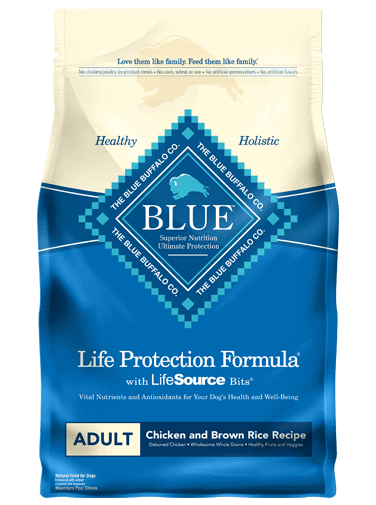 Compare Life S Abundance Premium Dog Food To Blue Dog Food