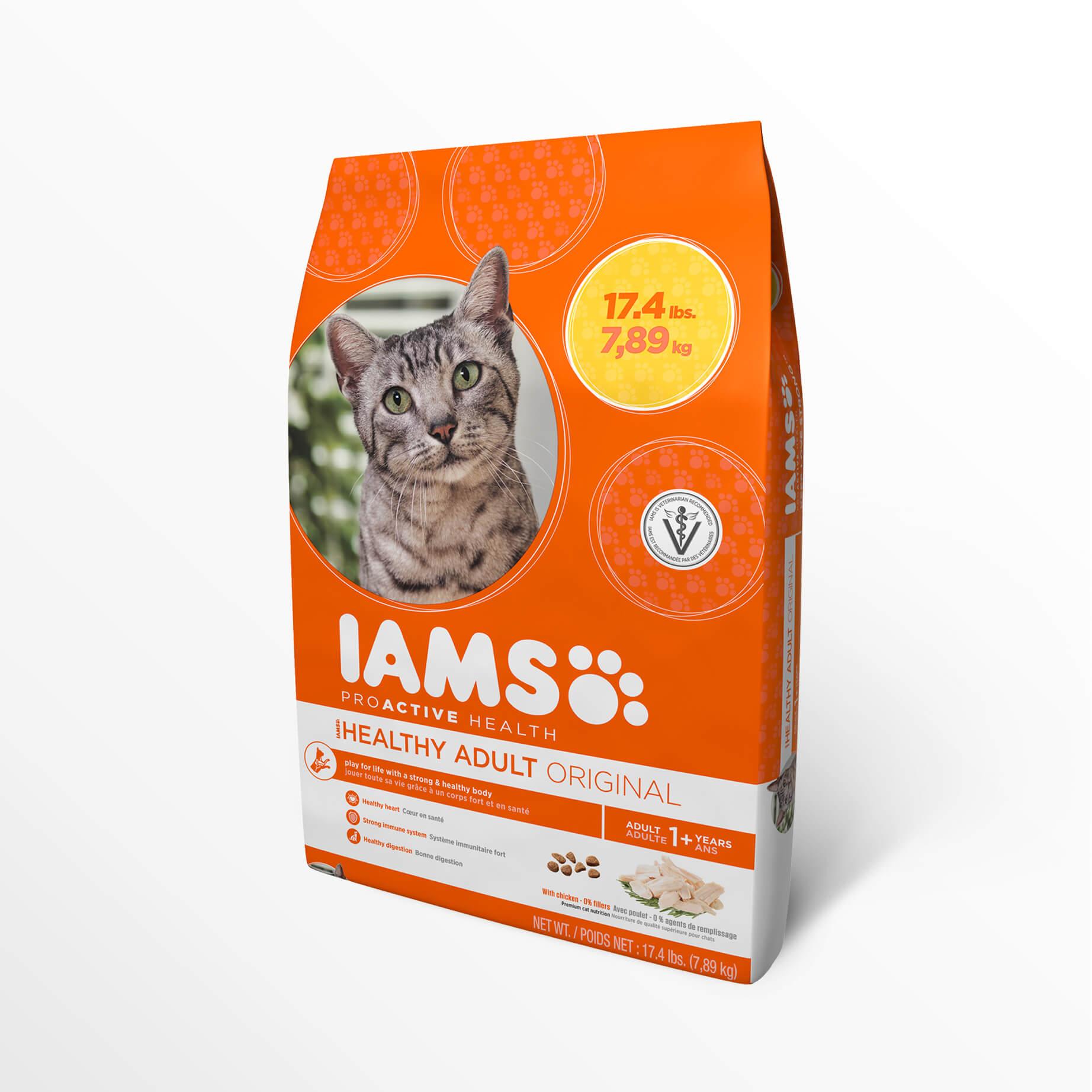 Cat Food Comparison Life S Abundance Vs Iams Proactive