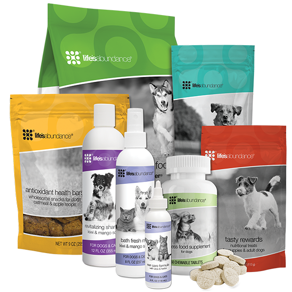 Life's Abundance All Stage Healthy Start Pack for Dogs