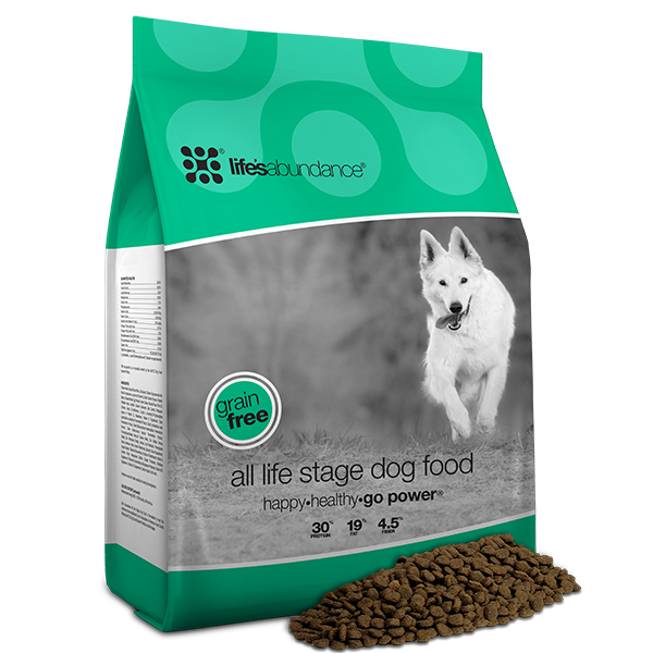 Grain Free All Stage Dog Food